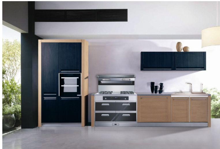 厨房的装修效果图 南京装修公司哪家好?