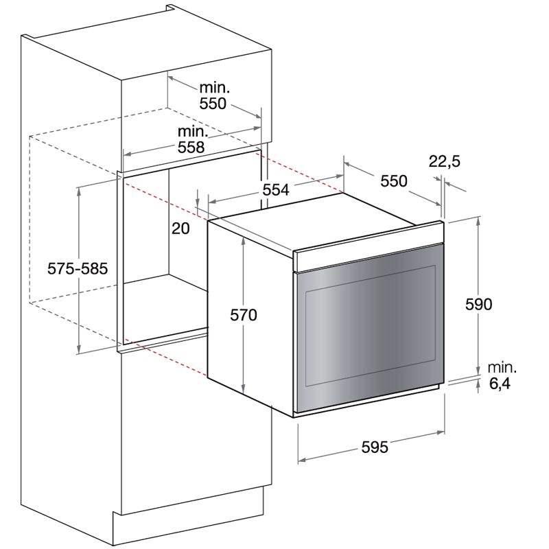 厨房装修电烤箱设计图 电烤箱什么品牌好?厨电品牌排行榜