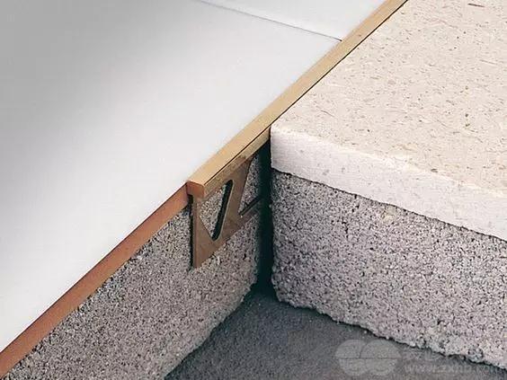木地板阴角(金属收边条)  卫生间金属网排水槽